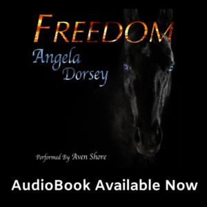 Freedom Audiobook Cover