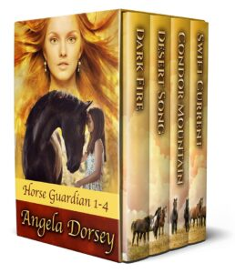 Horse Guardian books 1 to 4